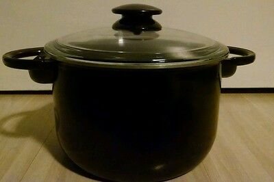 T-FAL ARMARAL 5.3 QT NON STICK DUTCH OVEN MADE IN FRANCE - EXCELLENT CONDITION
