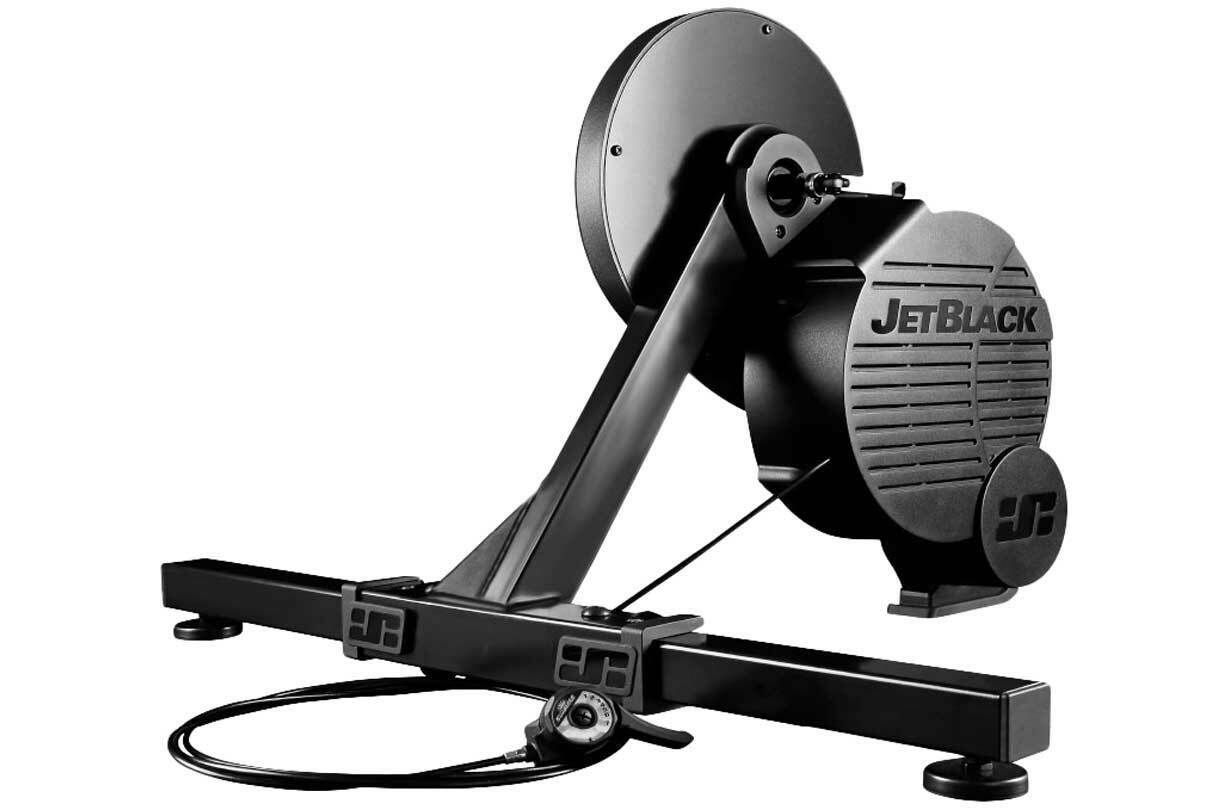 NEW - JetBlack WhisperDrive direct drive magnetic trainer  - FREE SHIPPING (New - 650 USD)