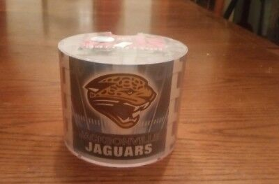 (Jacksonville Jaguars Team Logo Desk Caddy with 750 Sheet Note Pad)