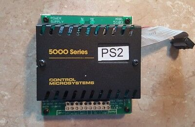 Scadapackcontrol Microsystems 5000 Series Model 5103 Power Supply