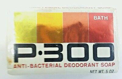 Vtg P 300 Colgate Palmolive Anti Bacterial Deodorant Soap Bar 5 Oz Nos Made Usa