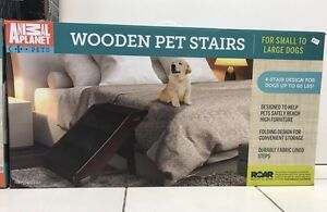 Brand New Wooden Pet Stairs