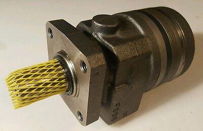 Parker Tb0036fs100aaab Hydraulic Motor2.2 Cu. In.rev.