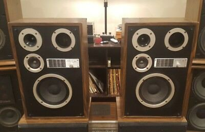 Rare Vintage Zenith Allegro 300 Speakers
