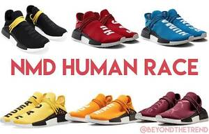 HUMAN RACE NMD  (+'Friends & Family' LIMITED EDITION) [BRAND NEW] Melbourne CBD Melbourne City Preview