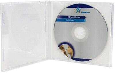 CD NETOYANT POUR LECTEUR CD COMPACT DISC AVEC INSTRUCTIONS VOCALES