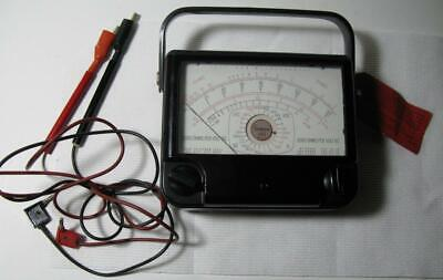 Simpson Electric 262 Ac Dc Ohm Volt Multimeter Meter