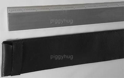 "Igaging 36"" fair edge beveled precision ruler hardened steel"