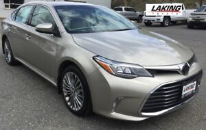 2016 Toyota Avalon LIMITED - NEW with  Toyota Safety Sense 'P' T