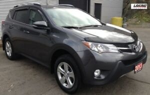2013 Toyota RAV4 XLE AWD DEPENDABLE AND RELIABLE Clean Car Proof
