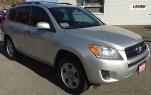 2011 Toyota RAV4 AWD  DEALER MAINTAINED WELL LOVED One Owner, No