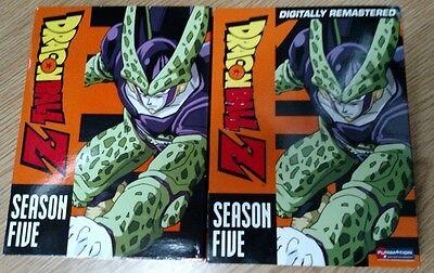 ** Dragon Ball Z - Season 5 (DVD, 2008, 6-Disc Set, Uncut Digipak)
