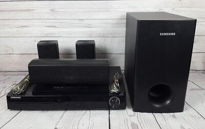 SAMSUNG DVD 5.1-Channel 1000W Digital Home Theater Surround Sound System HT-Z310