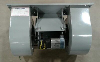 Kooltronic Kbb451 Double Centrifugal Blower Assembly 174tw
