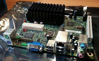 Intel D510MO Intel Atom dual core 4 thrade + 4gb DDR2 Mini-ITX (Intel Atom Itx)