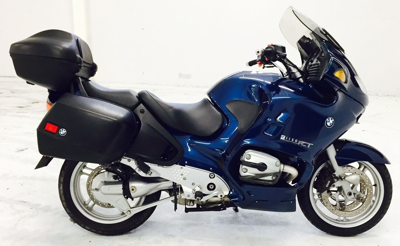 2004 Bmw R1150rt Sport Touring 31k Miles Fuel Injected Abs