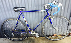 CLASSIC BENNETT CYCLES SUPER SPORT RACER ROAD BICYLE  BIKE North Melbourne Melbourne City Preview
