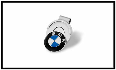 Original BMW Golfsport Cap Clip Magnetfunktion BMW LOGO