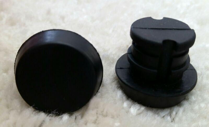 Meucci Bumper (1) New Style Genuine Meucci Push In Rubber Replacement Bumper
