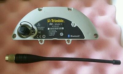 Trimble Service Part410-430 Mhz Radio Door And Antenna