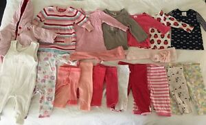 00 3-6month old girl clothes pack Wavell Heights Brisbane North East Preview