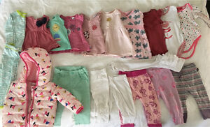 0 6-12 month girls clothes pack Wavell Heights Brisbane North East Preview