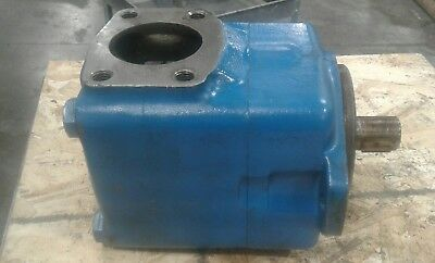 Vickers Vane Hydraulic Pump 1 14 Shaft 45v60 A1a22r 037kwa61pr2
