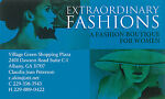 Extraordinary Fashions 01