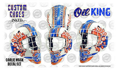 Face Masks - Goalie Cage Mask
