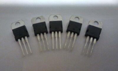 5 Pcs Negative 5 Volt Regulator 1.5 Amp To220 - L7905 Lm7905 7905 Usa Seller