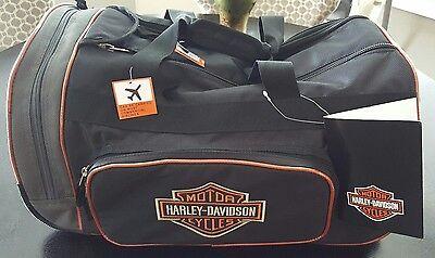 Harley Davidson Duffle Bag
