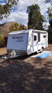 WINDSOR RAPID pop top caravan Mudgee Mudgee Area Preview