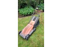 Flymo Chevron RE350 lawnmower - Spares or repairs