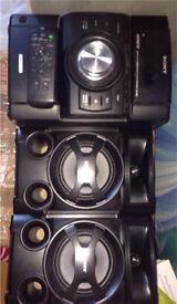 Sony Genezi Sound System HiFi