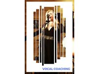 Vocal and Perfomance Coaching from a professional singer in West London. Ready to rock the stage?