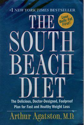 The South Beach Diet by Arthur Agatston, MD, pb-2003