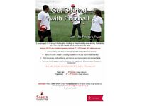 Football Coaching 'Get Started with Football' Southampton