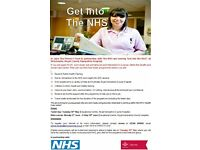 Get Into The NHS: FREE Healthcare Course (June 2017)
