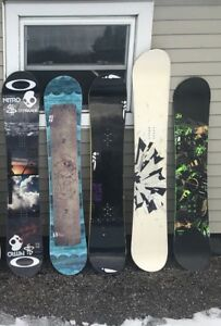 Snowboard (s) for sale!