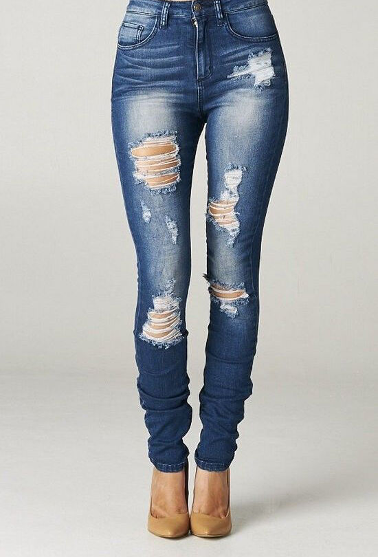 Ripped Jeans | eBay
