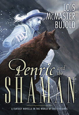 Signed By Lois Mcmaster Bujold  Penric And The Shaman  Subterranean Limited 1St