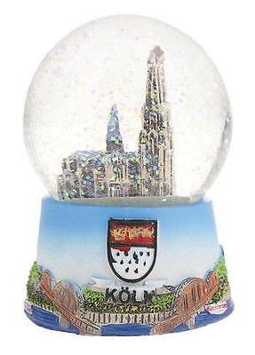 Köln Cologne Dom Schneekugel Snowglobe 9 cm,Souvenir Germany,Neu