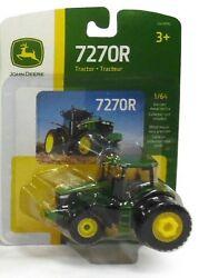 2016 ERTL 1:64 JOHN DEERE Model 7270R Tractor w/DUALS *NIP*