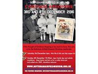 Bottisham Airfield Museum Christmas Weekender
