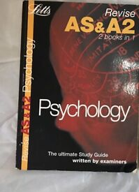 AS and A2 psychology revision guide