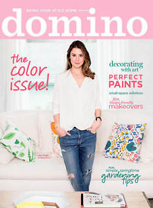 DOMINO Magazine SPRING 2014 The Color Issue Brand New Mint