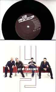 U2-Get-On-Your-Boots-PICTURE-SLEEVE-7-45-rpm-vinyl-record-BRAND-NEW