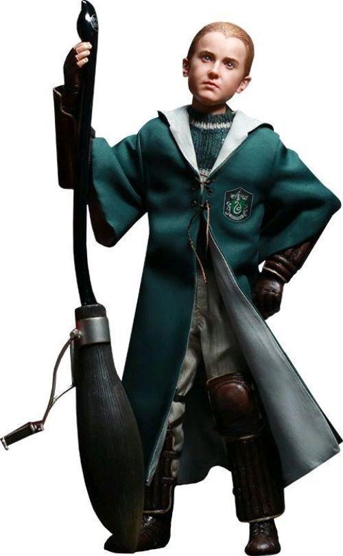 Action- & Spielfiguren Harry Potter Draco Malfoy Quidditch Version 1:6 scale Figure Star Ace Sideshow
