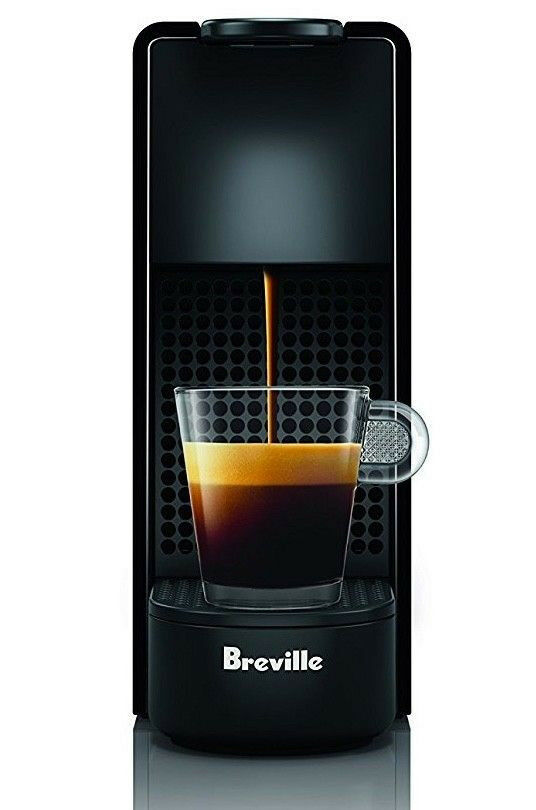 New Nespresso Essenza Mini Original Espresso Machine by Brev
