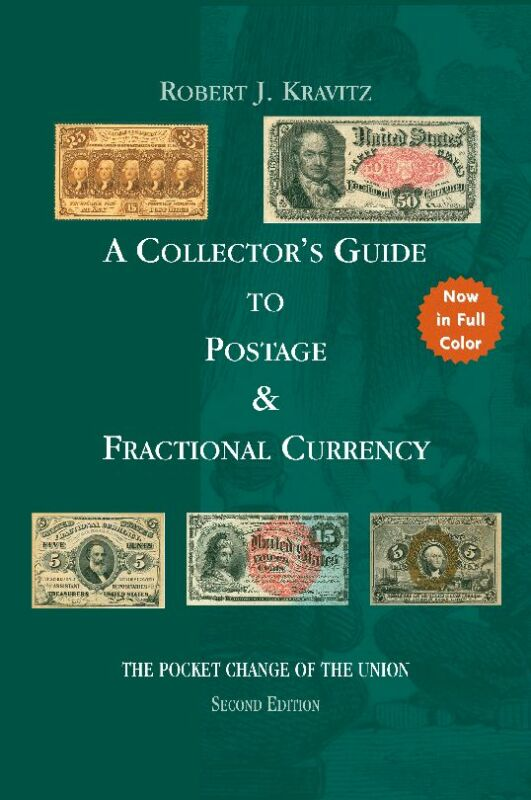 Guide to Postage & Fractional Currency Paper Money 2nd Ed FULL Color FREE Ship